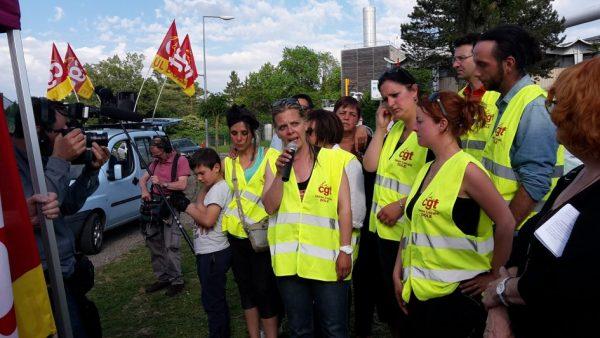 """Plus de 100 jours de grève pour revendiquer le droit à la """"bientraitance"""""""